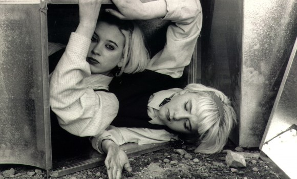 The Alcohol Years: publicity photo for Debby Turner and Carol Morley's band TOT