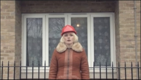 The Fear of Trilogy: Maxine Peake and the fear of falling things