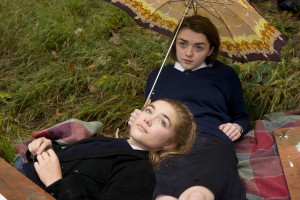 The Falling Maisie Williams and Florence Pugh