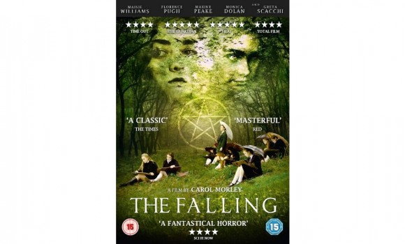 the falling dvd cover